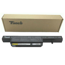 Tanch Laptop Battery For Clevo 6-87-C480S-4G41, 6-87-E412S-4D7 11.1V 5600mAh