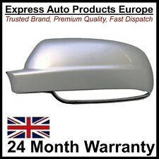 For Skoda Superb 06-08 Right Driver side Electric wing mirror glass with plate
