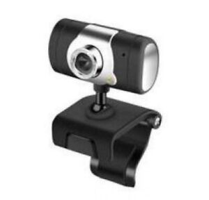 Webcam HD Conference 2MPixel - Interfaccia Usb 2.0 - Microfono integrato