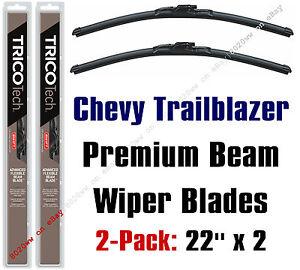 Chevrolet Chevy Trailblazer 2002-2009 2pk Premium Beam Wipers Front - 19220x2