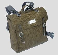 German NVA Army Surplus Rucksack Military Day Backpack Satchel Raindrop Camo Bag