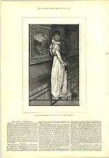 1877 Story Of Endimion Jh Leatherbrow Blantyre Colliery Explosion Engraving