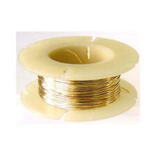 24 gauge 14k yellow Gold Filled beading weaving crochet WIRE Round 26ft spool HH