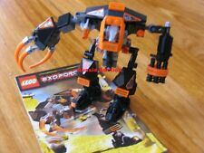 LEGO 8101 ExoForce - Claw Crusher [RARE]