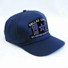 Dallas Cowboys 1992 NFC Eastern Division Champs Snapback Cap / Hat – Sportsman