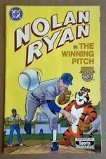NOLAN RYAN SPORTS ILLUSTRATED COMIC THE KID WHO COULD SPORTS COMICS