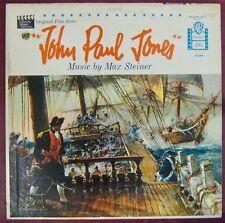 John Paul Jones maître des mers 33 tours Max Steiner 1960