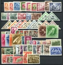 Ungarn Jahrgang 1952 gestempelt (GF15340
