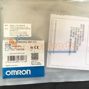 1PCS Omron E2B-S08KS02-MC-C1 Proximity Switch New