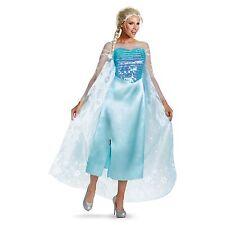 Deluxe Elsa Women Costume Medium - ( Size 8-10 )