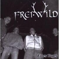 """FREI.WILD """"EINES TAGES"""" CD NEU"""