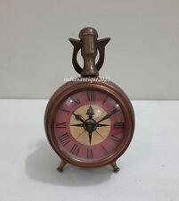 Antique Table Clock Ball Clock Vintage Gift Replica Clock Nautical Decor
