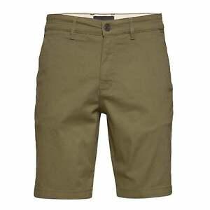 Lyle & Scott Trek Grün Chino Shorts SH800V