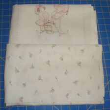 """Ameritex Country Classic Kids 2 Yds. 8"""" Squares + 1 1/2 Yd Companion Fabric"""