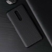 For OnePlus 7 Pro 6T 6 5T 5 3T 3 Carbon Fiber Shockproof Matte Hybrid Cover Case