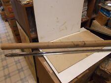 Mopar NOS Front Fender Side Moulding (Die Cast) Rt.49 DeSoto S13