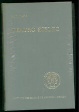 METASTASIO PIETRO TEATRO SCELTO DE AGOSTINI 1968
