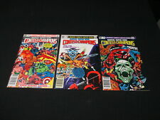 Marvel Super Hero Contest of Champions #1 #2 #3 1st Marvel Limited Series Ever!!