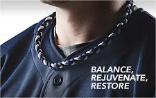 Sport Necklaces - Braided Titanium