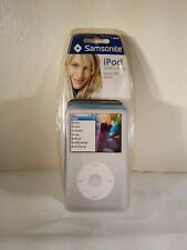 Samsonite Apple iPod ISS2 Form Fit Skin Cases (3 colors) iPods 30,60GB - 3 pack