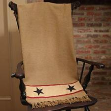 Barn STAR country new throw blanket / Nice