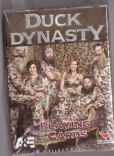 2013 NEW DECK OF DUCK DYNASTY PLAYING CARDS