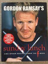 Gordon Ramsay's Sunday Lunch Hardback Cookbook
