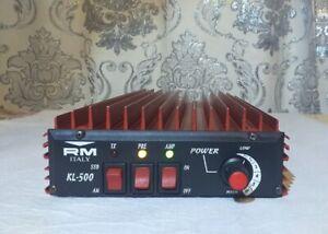 LINEAR AMPLIFIER RM KL-500
