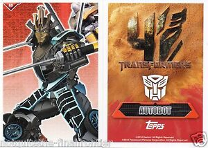 Topps Transformers Trading Card - Puzzle,Humans,Power Up Cards