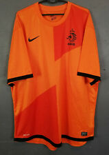 MEN NIKE HOLLAND 2012/2014 NETHERLANDS SOCCER FOOTBALL SHIRT JERSEY SIZE 2XL XXL