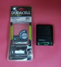 Duracell Ion Speed 4000 Hi-Performance Charger Open Box