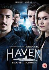 Haven Season 5: Volume 1 (DVD)