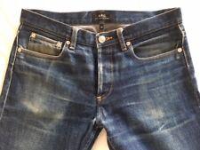APC 30x32 Petit New Standard BUTLER FADES Japanese Selvedge DENIM Skinny Jeans
