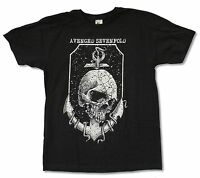 Avenged Sevenfold Anchor Black T Shirt New Official Adult A7X