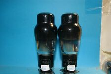 Coppia valvole VT 115 A= 6L6 Ken- Rad Black