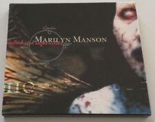 MARILYN MANSON ANTICHRIST SUPERSTAR CD ALBUM OTTIMO SPED GRATIS SU + ACQUISTI