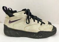 Vintage Nike Men's Suede Leather Hiking Boots 90's ~ Size 11.5