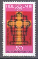 Germany 1974 MNH Mi 810 Sc 1162 Holy Year.Plan of St.Peter's, Rome **