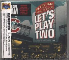 TAIWAN OBI CD Pearl Jam: Let's play two (2017) DIGIBOOK SEALED