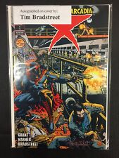 X Dark Horse Comics Signed/Autographed By Tim Bradstreet Issue#11 SS
