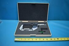 USED MITUTOYO DIGIMATIC MICROMETER NO. 293-332 WITH CASE