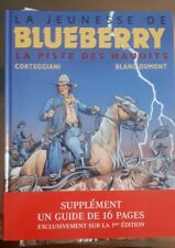 La Jeunesse de Blueberry 11 La Piste des Maudits EO + Ex Libris
