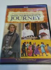 The Hundred-Foot Journey DVD 2014  Helen Mirren Brand New Sealed