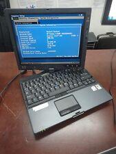 HP Tablet TC4400 Dual Core T2500 2.00Ghz 2GB 80GB WiFi Laptop w/ AC Adapter