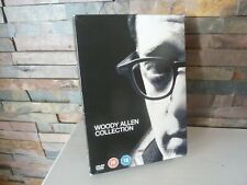 classic WOODY ALLEN COLLECTION 6 X DVD - UK - FAST/FREE POSTING