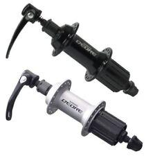 Qr Typ Fahrradteile & -komponenten Shimano Tourney Tx FH-TX800 Silber 32H Hinten Freilaufnabe Naben