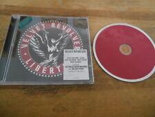 CD Rock Velvet Revolver - Libertad (13 Song) BMG RCA REC jc