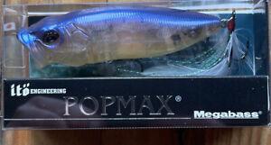 Megabass POPMAX GP Tequila Shad -limited