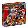 Lego 21163 Minecraft The Redstone Battle 504 pieces Age 8 yrs+ ~NEW & Unopened~