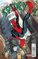 SPIDEY #1, New, First printing, Marvel Comics (2015)